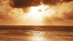 paradise beach caribbean coast mexico Footage
