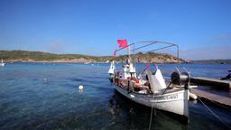 menorca boat05 Footage