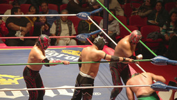 mexican wrestling Footage