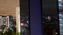 mexico DF skyline city urban Footage