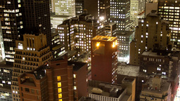 mimillenium skyscrapers manhattan skyline new york Footage