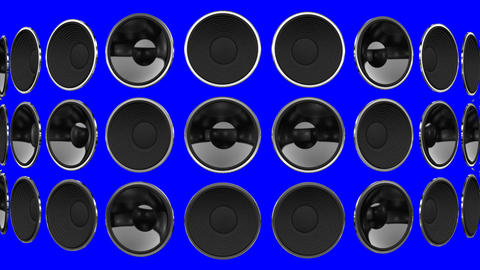 Disco Speaker BM1 HD Animation