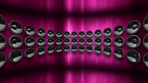Disco Speaker DS2 HD Stock Video Footage