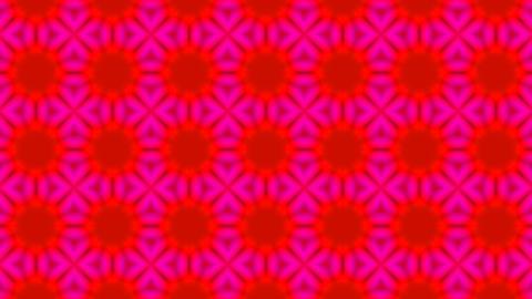 Psychedelic Kaleidoscope 01 Stock Video Footage