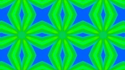 Psychedelic Kaleidoscope 01 Stock Video Footage