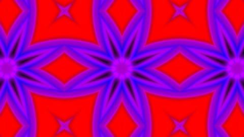 Psychedelic Kaleidoscope 01 Animation
