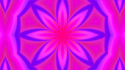 Psychedelic Kaleidoscope 05 Stock Video Footage