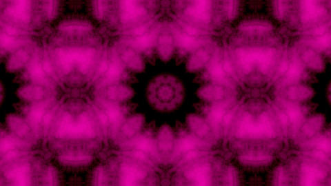 Psychedelic Kaleidoscope 07 Stock Video Footage