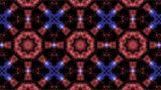 Psychedelic Kaleidoscope 09 stock footage