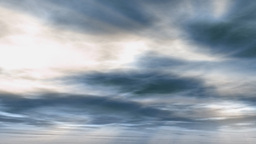 Animated clouds Stock Video Footage