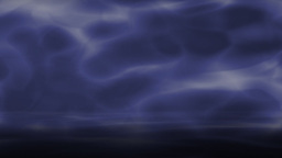Blue water background Stock Video Footage