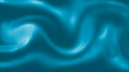 Blue flowing seamless loop Animation