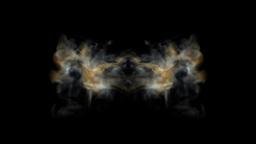 Smoke drift Stock Video Footage