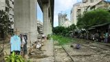 Railroad Slums Footage