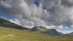 highlands scotland timelapse mountains Footage