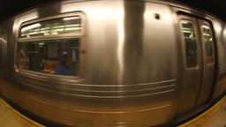 subway train2 Footage