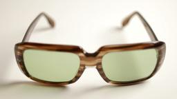 sunglasses retro collection vintage Footage