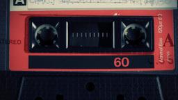 tapes cassette audio music hifi sound vintage Footage