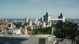 tower bridge london england Footage