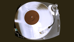 dj turntable records music party audio technology Footage