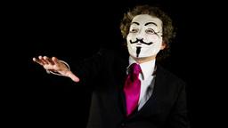 anarchy vendetta mask man Footage