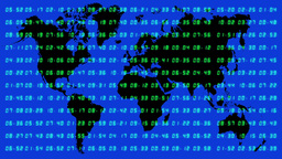 world map numbers finance business electronics global Footage