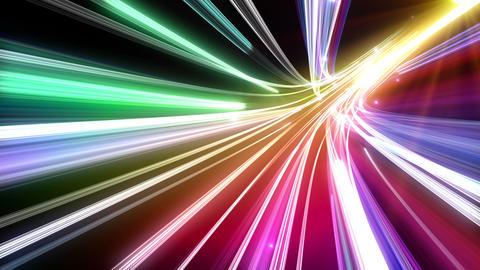 Light Beam Line 2 C 8 4 K CG動画