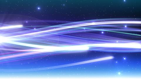 Light Beam Line 2 E 5 4 K CG動画
