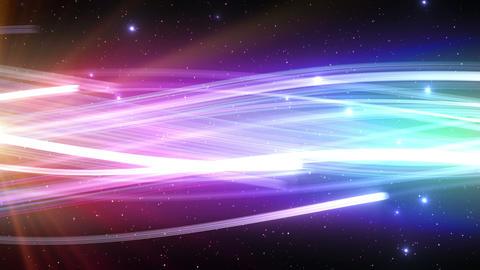 Light Beam Line 2 E 8 4 K CG動画