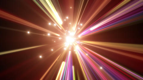 Light Beam Line 2 F 2 4 K CG動画
