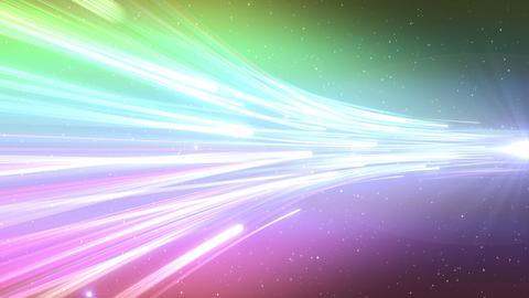 Light Beam Line 2 G 7 4 K CG動画