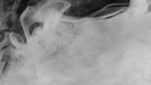 Smoke Transition 1 Alpha Channel Animation