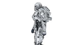 歩くロボット Animation