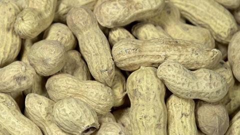 Raw Peanuts HD stock footage
