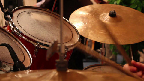 Musical Instruments 4 Stock Video Footage