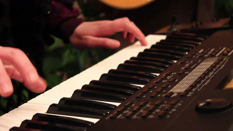 Musical Instruments 10 Stock Video Footage