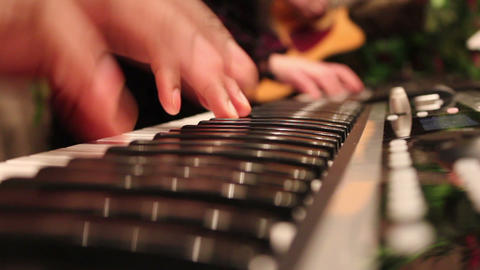 Musical Instruments 12 Stock Video Footage