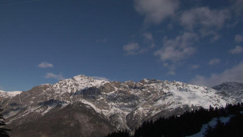 Alps 04 Stock Video Footage