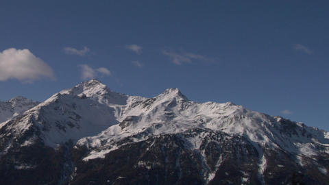 Alps 06 Stock Video Footage