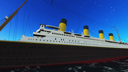 Titanic Animation