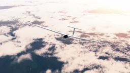 Glider Animation