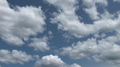 Clouds in Timelapse Footage