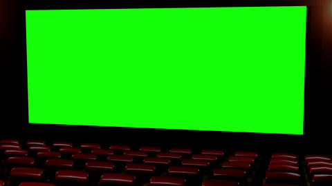 Cinema v2 01 loop Stock Video Footage