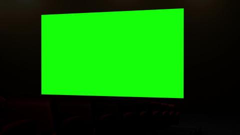Cinema v3 16 9 02 loop Stock Video Footage