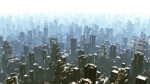 Metropolis 02 Animation
