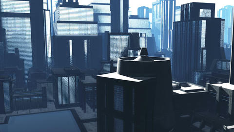 Metropolis 07 Animation