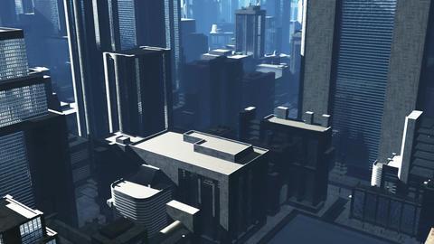 Metropolis 07 Stock Video Footage