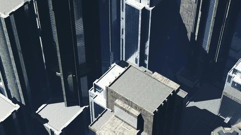Metropolis 09 Animation