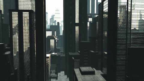 Metropolis 13 Animation