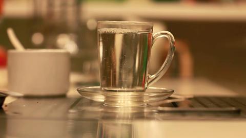 teatime Stock Video Footage